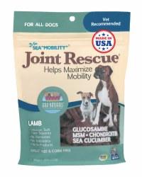 Ark Naturals - Sea Mobility Joint Rescue Chews - Lamb - 9 oz