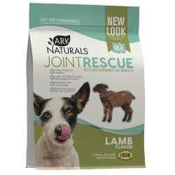 Ark Naturals Joint Rescue - Lamb Flavor Chews - Dog Supplement - 9 oz