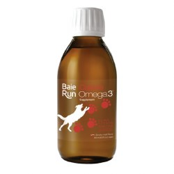 Baie Run - Canine Omega 3 Oil - 200 ml