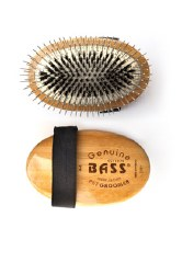 Bass - Wire and Boar Palm Style Brush - A-5