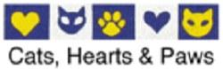 Beastie Bands - Cat Collar - Cat Heart Paws