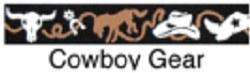Beastie Bands - Cat Collar - Cowboy Gear