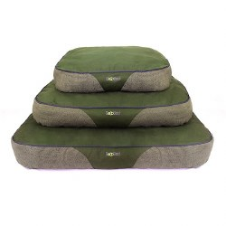 Beco Pets - Mattress Bed - Green - 22""