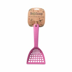 Beco Pets - Litter Scoop - Pink