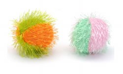 Bergan - Cat Toy - Fuzzy Ball