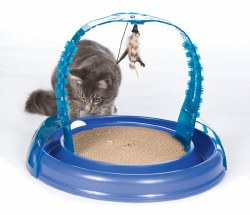 Bergan - Cat Toy - Grooming Arch
