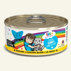 BFF OMG - Cloud 9 with Chicken - Canned Cat Food - 5.5 oz