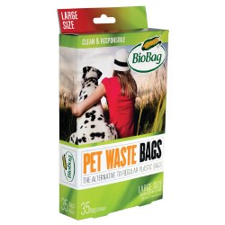 BioBag - Poop Bags - Large - 35 count