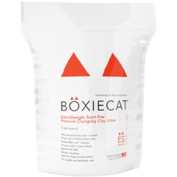 Boxiecat - Clumping Clay Litter - Extra Strength - 16lb