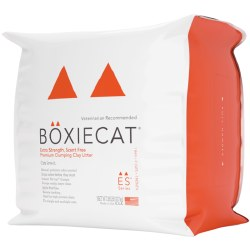 Boxiecat - Clumping Clay Litter - Extra Strength - 28lb