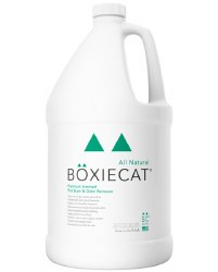 Boxiecat - Stain and Odor Remover - Scented - 1 gallon