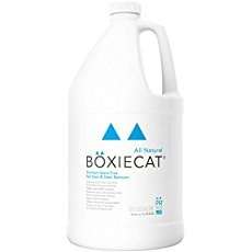 Boxiecat - Stain and Odor Remover - Scent Free - 1 gallon
