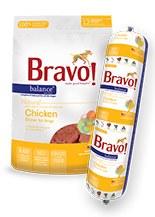 IN STORE PICK UP ONLY - Bravo - Balance Chicken Chub - Raw Dog Food - 5 lb