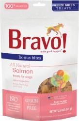 Bravo - Dog Treats - Salmon - 2 oz