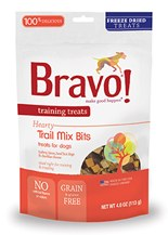 Bravo - Trail Mix Bits - Dog Treats - 4 oz