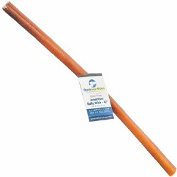 Barkworthies - Bully Stick - Odor Free American - 12 in
