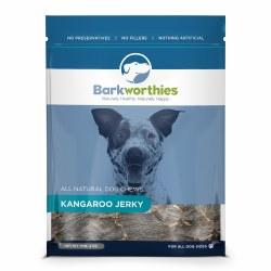 Barkworthies - Kangaroo Jerky - 4 oz