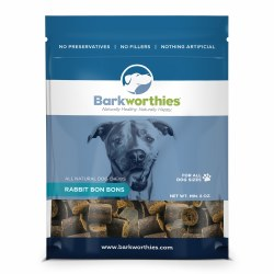 Barkworthies - Rabbit Bon Bons - 8 oz
