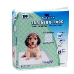 Advance - Dog Training Pads - 100 pack