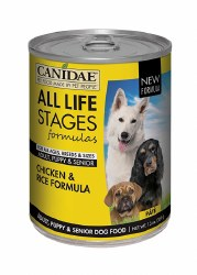Canidae Life Stages - Chicken & Rice Formula - Canned Dog Food - 13oz
