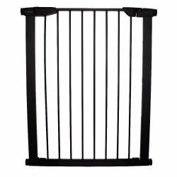 Cardinal - Extra Tall Pressure Gate - Black