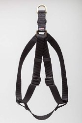 Cetacea - Step-In Harness - Black - Ferret