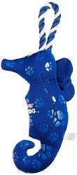 Chomper - Dog Toy - Wet Sea Horse Tugger