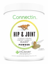 InClover Connectin - Hip & Joint Powder - Dog Supplement - 12 oz