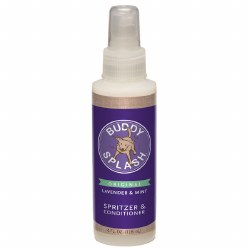 Buddy Splash - Spritzer and Conditioner - Lavender and Mint - 4 oz