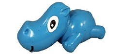 Cycle Dog - 3 Play Hippo - Blue - Mini