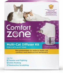 Comfort Zone - Multicat Calming Diffuser - 48 ml