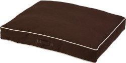 Dog Gone Smart - Rectangle Bed - Espresso - Large