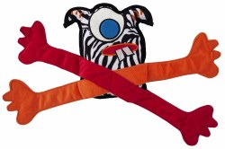 Doggles - Dog Toy - Krazy Creatures - Cyclops