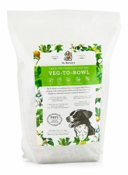 Dr. Harvey's - Veg-To-Bowl - Freeze Dried Dog Food - 1 lb