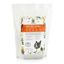 Dr. Harvey's - Veg-To-Bowl Fine - Freeze Dried Dog Food - 1 lb