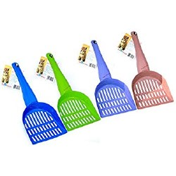 DuraScoop Mini Litter Scoop - Assorted Colors