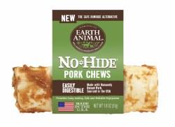 Earth Animal No Hide - Pork - 4 in - Single
