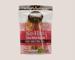 Earth Animal No Hide - Salmon Chew - 7 in - 2 pack