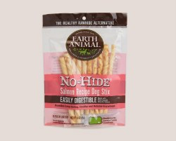 Earth Animal No Hide - Salmon Stix - 10 pack