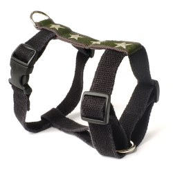 Earthdog - Hemp Roman Harness - Kody I - Large