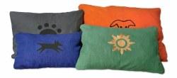Earthdog - Hemp Pillow Bed - Oh Head - Small