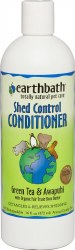 Earthbath - Shed Control Shampoo - Green Tea and Awapuhi - 16 oz