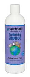 Earthbath - Deodorizing Shampoo - Mediterranean Magic - 16 oz
