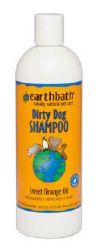 Earthbath - Dirty Dog Shampoo - Sweet Orange Oil - 16 oz