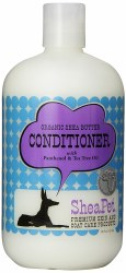 Earthbath - Shea Pet - Panthenol and Tea Tree Conditioner - 18 oz