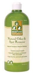 EcoPure - Odor and Spot Remover - 32 oz