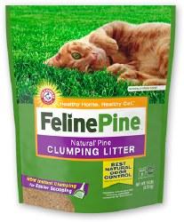 Feline Pine - Clumping Litter - 8lb