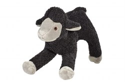 "Fluff and Tuff - Dog Toy - Mary Lamb - 9"" Medium"