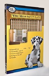 Four Paws - Extra Tall Coated Wire Gate - 44""