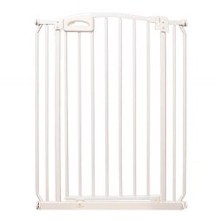 Four Paws - Metal AutoClose Gate - Extra Tall